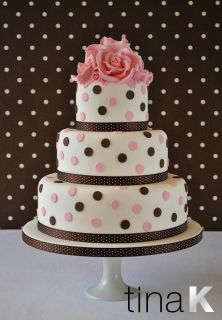 Wedding Cakes By Tina K