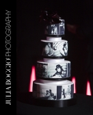 The Photographic Wedding Cake